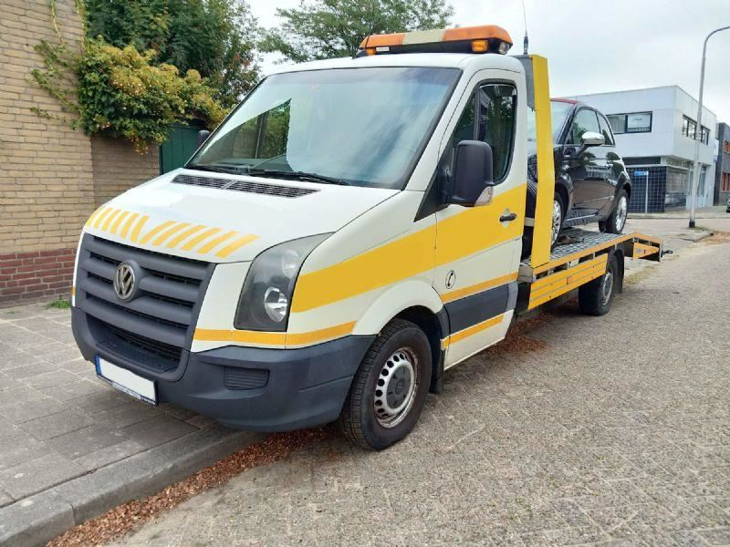 Volkswagen Crafter occasion - BAM Cars