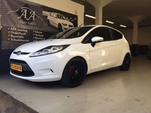 Ford Fiesta 1.25 limited 44kW