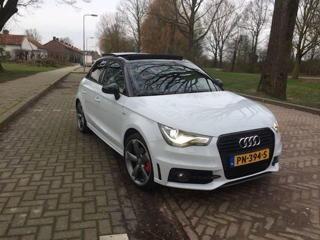 Audi A1 1.4tfsi s line 186 pk
