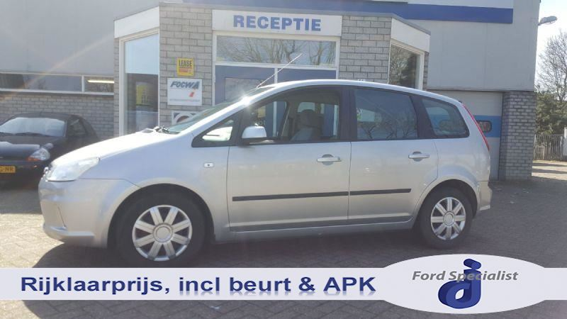 Ford C-MAX occasion - Ford Specialist Cor Janssen