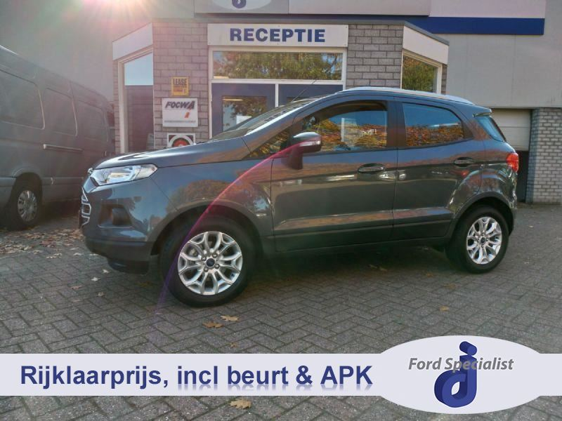 Ford EcoSport occasion - Ford Specialist Cor Janssen