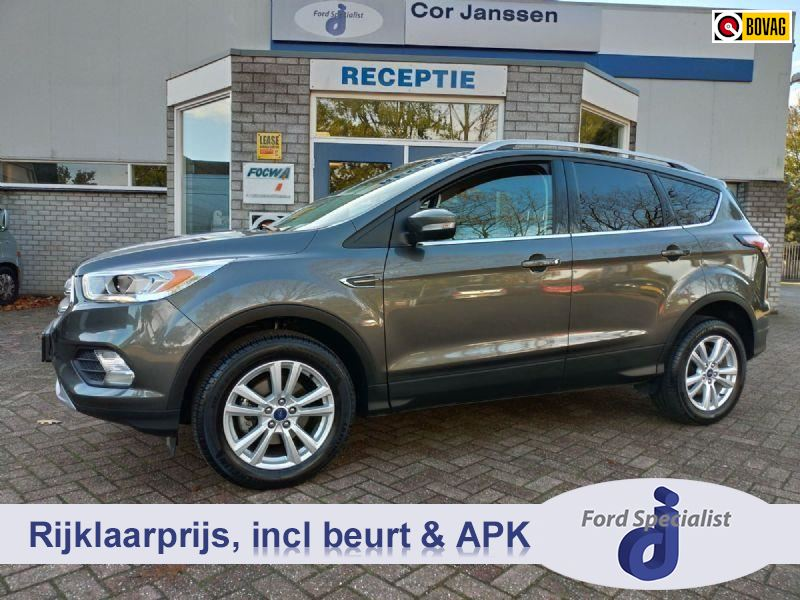 Ford Kuga occasion - Ford Specialist Cor Janssen