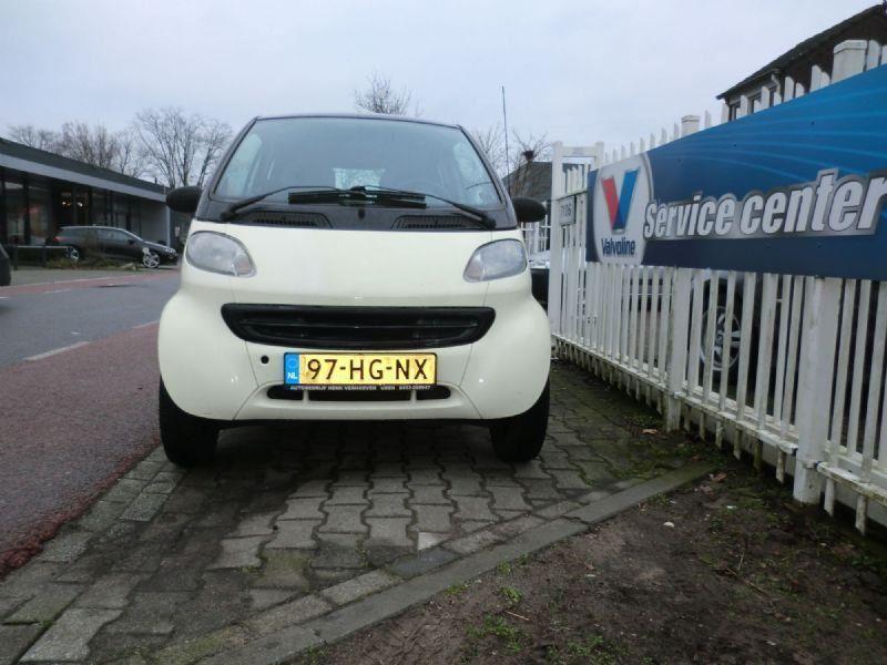 Smart Fortwo occasion - Autobedrijf Henk Verhoeven