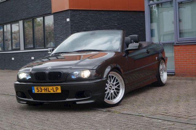 BMW 3-serie 330Ci Executive / M-Pakket / LEER / VERKOCHT