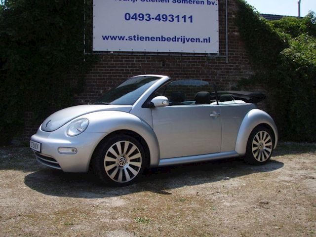 Volkswagen New Beetle cabrio 1.4 highline