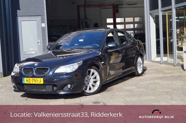 BMW 5-serie 535D High Executive / M-PAKKET / FULL-OPTION