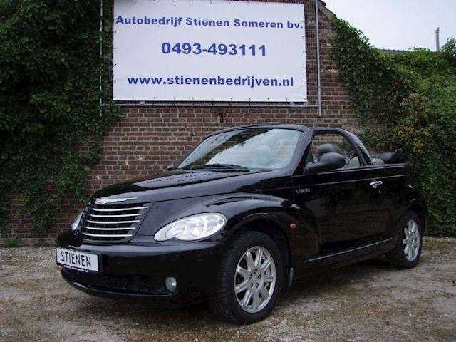 Chrysler PT cruiser cabrio 2.4 limited