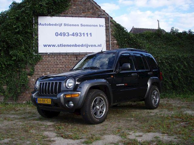 Jeep Cherokee 2.5 CRD Red River HR
