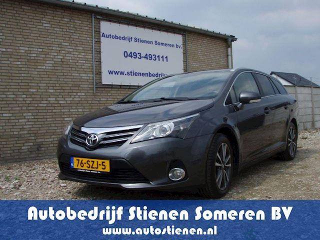 Toyota Avensis Wagon 2.0 D-4D Business
