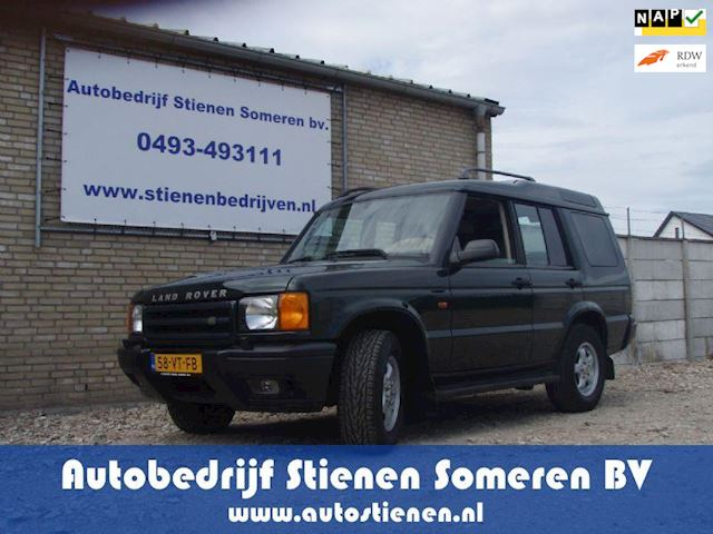Land-Rover Discovery 2.5 Td5 S