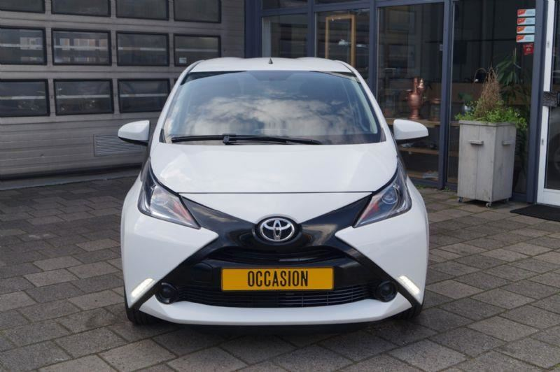 Toyota Aygo occasion - Autobedrijf Bilik