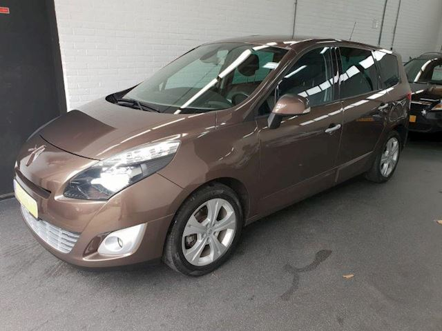 Renault Grand scenic 1.4tce 7persoons / Navi / Half leder / climate