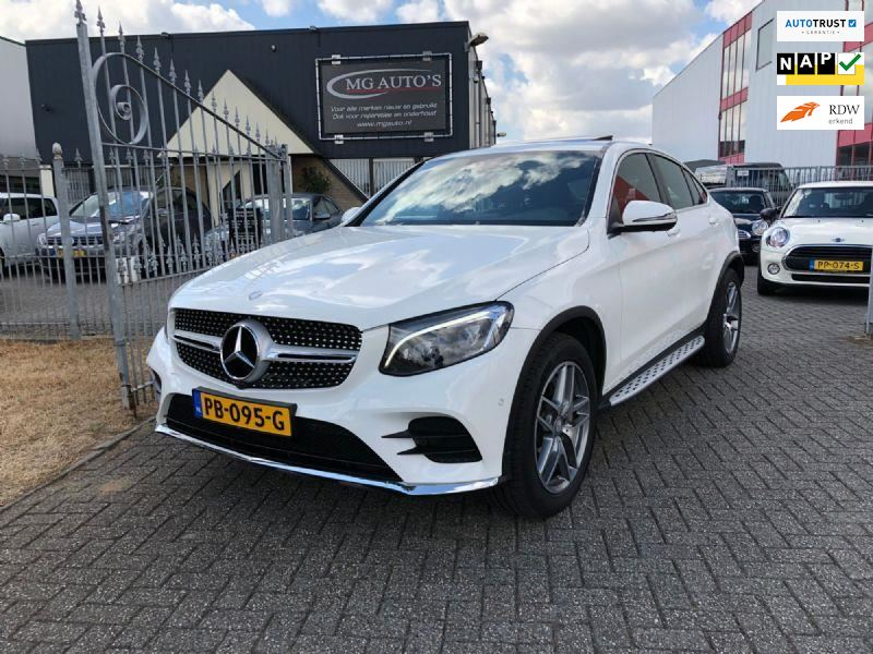 Mercedes-Benz GLC Coupe occasion - MG Auto's