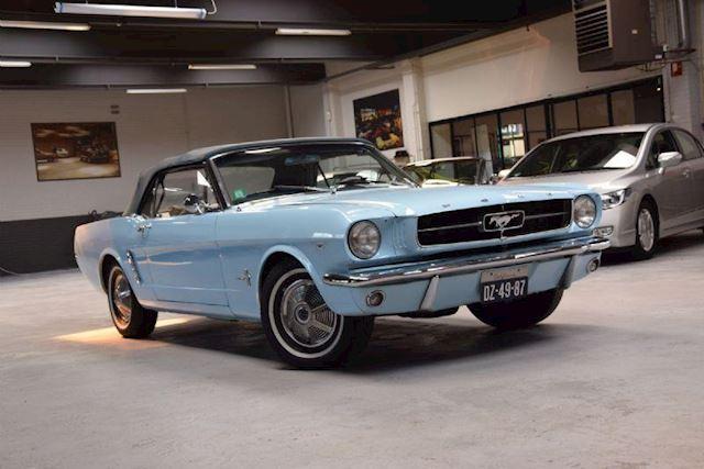 Ford USA Mustang *1965* Mustang Cabrio V8 Aut Airco Stuurbekrachtiging 1964,5