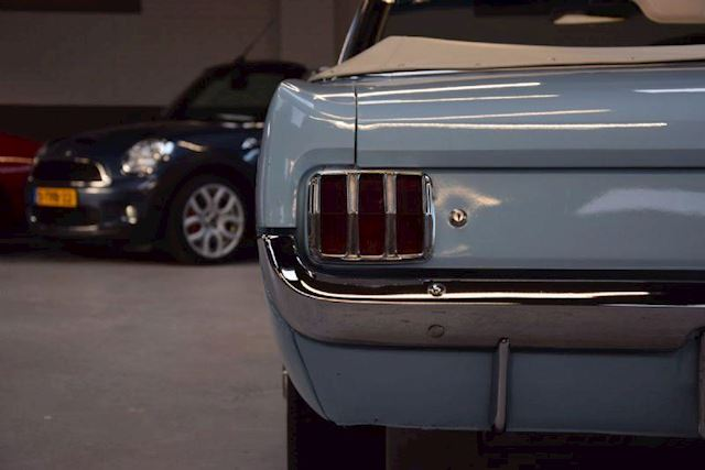 Ford USA Mustang 1965 Mustang Cabrio V8 Aut Airco Stuurbekrachtiging 1964,5