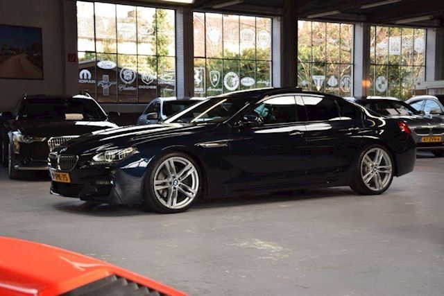 BMW 6-serie 640d 313PK Gran Coupe *M-Pakket* High Executive Panorama Soft-Close Head-Up