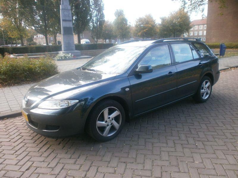 Mazda 6 occasion - Autopoint Den Bosch