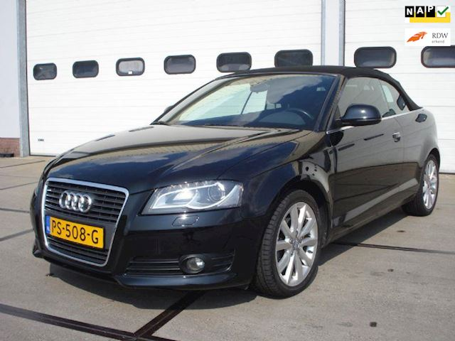 Audi A3 Cabriolet 1.8 TFSI Ambition Pro Line airco nw.staat
