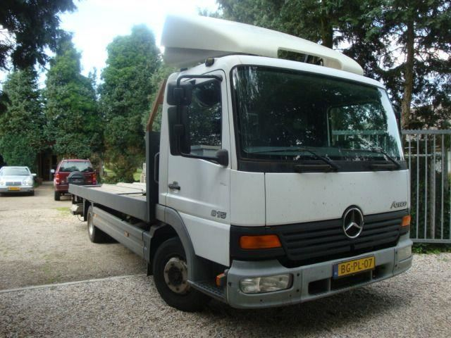 Mercedes-Benz Atego 815 L occasion - Autobedrijf Loeffen