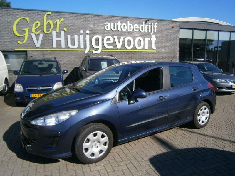 Peugeot 308 occasion - Autobedrijf van Huijgevoort