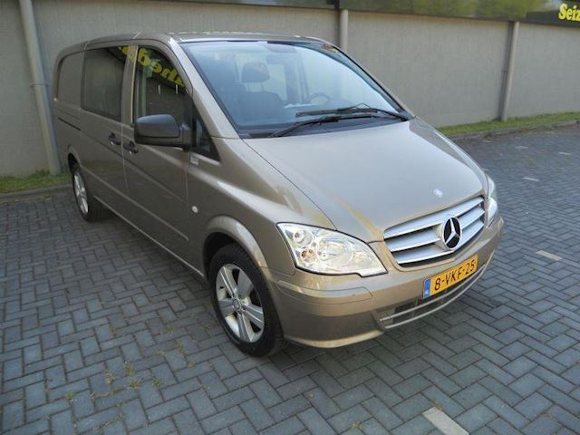 Mercedes-Benz Vito 116 CDI 320 Ambition Lang DUBBEL CABINE