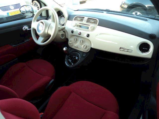 Fiat 500 1.2 Pop Automaat