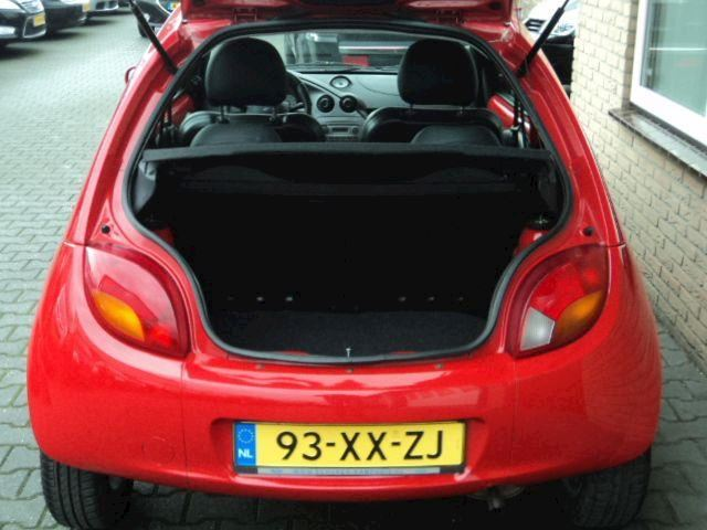 Ford Ka 1.3 Collection Leder Airco