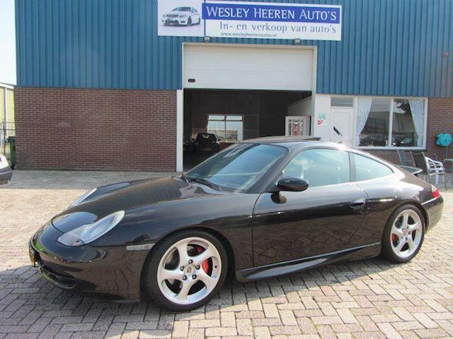 Porsche 911 3.4 s NIEUWSTAAT NAVI LEER AIRCO