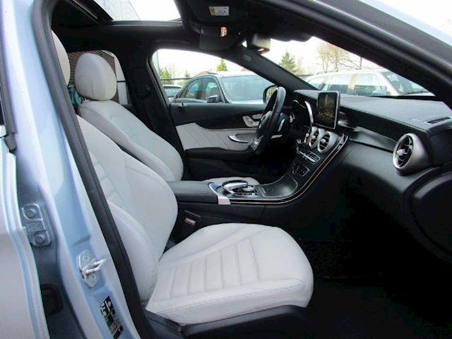 Mercedes-Benz C-klasse 220CDI BT AUT AMG PANORAMA VOL !!