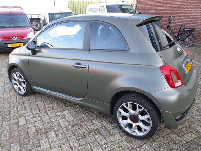 Fiat 500 0.9 TURBO SPORT AUT 3200KM MAT !!
