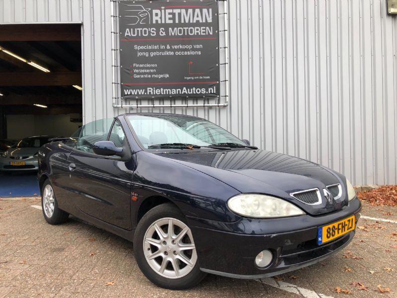 Renault Megane occasion - Rietman Auto's