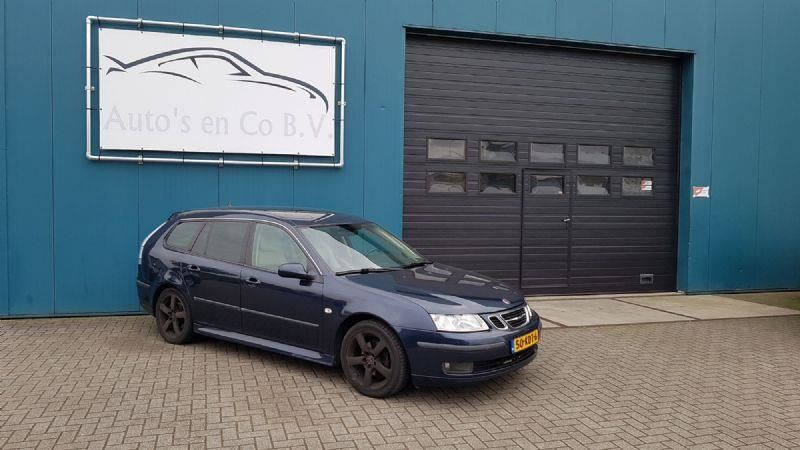 Saab 9-3 occasion - Auto's en Co B.V.