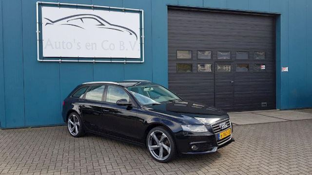 Audi A4 1.8 TFSI 2010 Clima Xenon Cruise Led verlichting 6-vers nw set 19 Zeer nette staat Incl nw Apk 04-2020