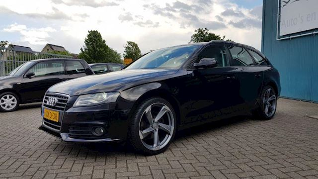 Audi A4 1.8 TFSI 2010 Clima Xenon Cruise Led verlichting 6-vers nw set 19