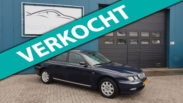 Rover 75 1.8 Club YOUNGTIMER Clima Afn trekhaak NL Auto NAP Incl nw Apk 01-2020