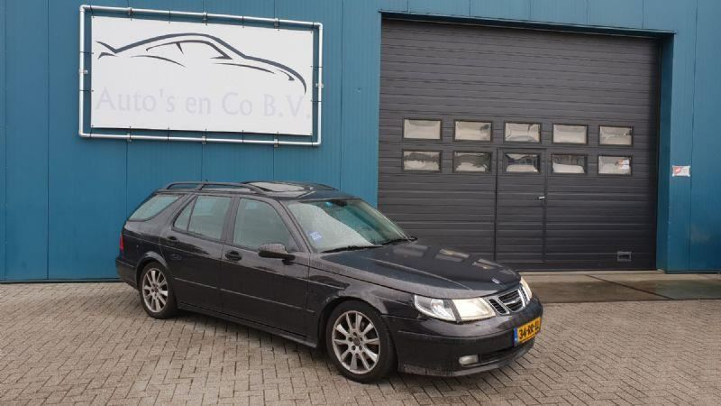 Saab 9-5 occasion - Auto's en Co B.V.