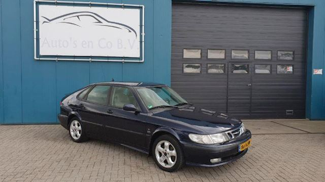 "Saab 9-3 2.0t SE YOUNGTIMER Clima Cruise 16"" Trekhaak NL Auto NAP Incl nw Apk 03-2020"