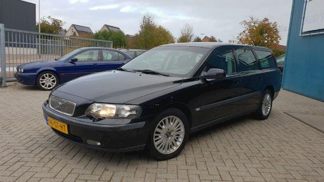 Volvo V70 2.4 T Automaat 200pk YOUNGTIMER Clima Cruise 16