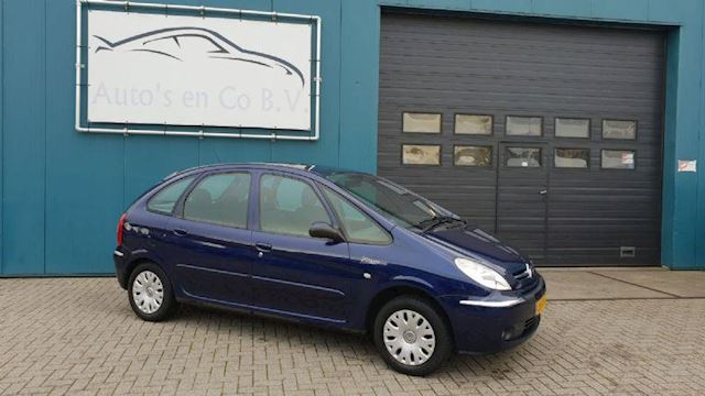 Citroen Xsara Picasso 1.6i Attraction Clima Stuurbekr Pdc Trekhaak NL Auto NAP Incl nw Apk 11-2019