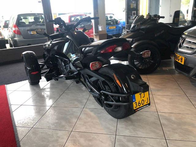 Can-Am Spyder F3-S Automaat BTW 21% Nederlands!!!