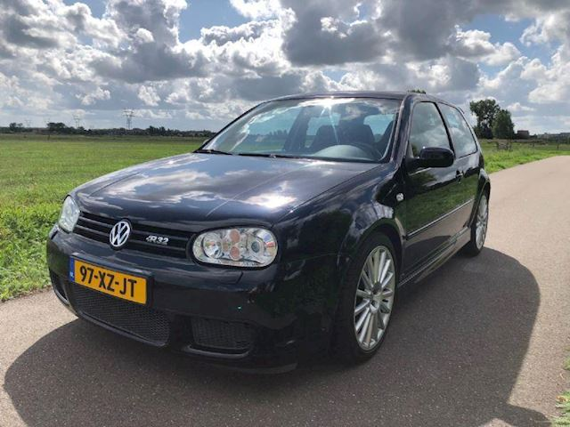 Volkswagen Golf 3.2 V6 R32 110.000 km 4motion 241pk