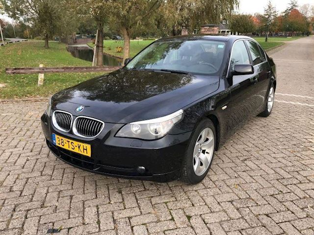 BMW 5-serie 523i High Executive Automaat Navi