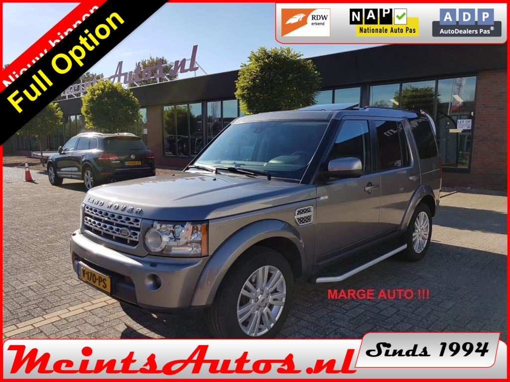 Land Rover Discovery occasion - Meints Auto's