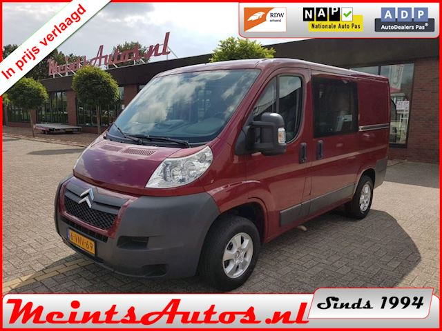 Citroen Jumper occasion - Meints Auto's