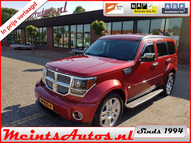 Dodge Nitro occasion - Meints Auto's