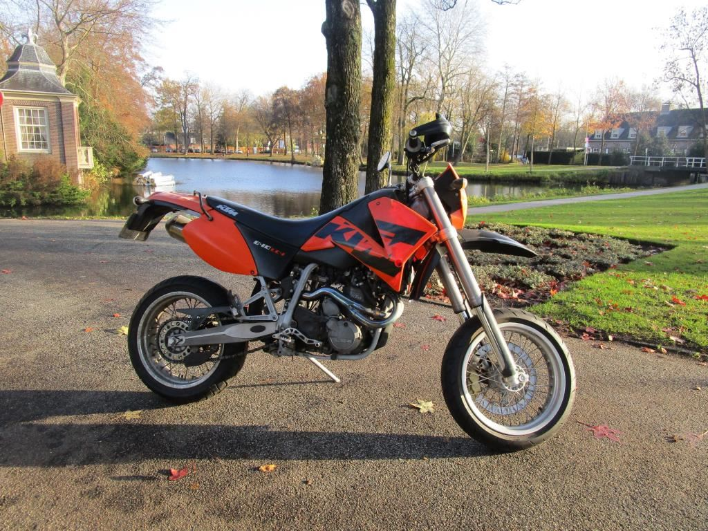KTM 640 LC4 occasion - Auto Tewes