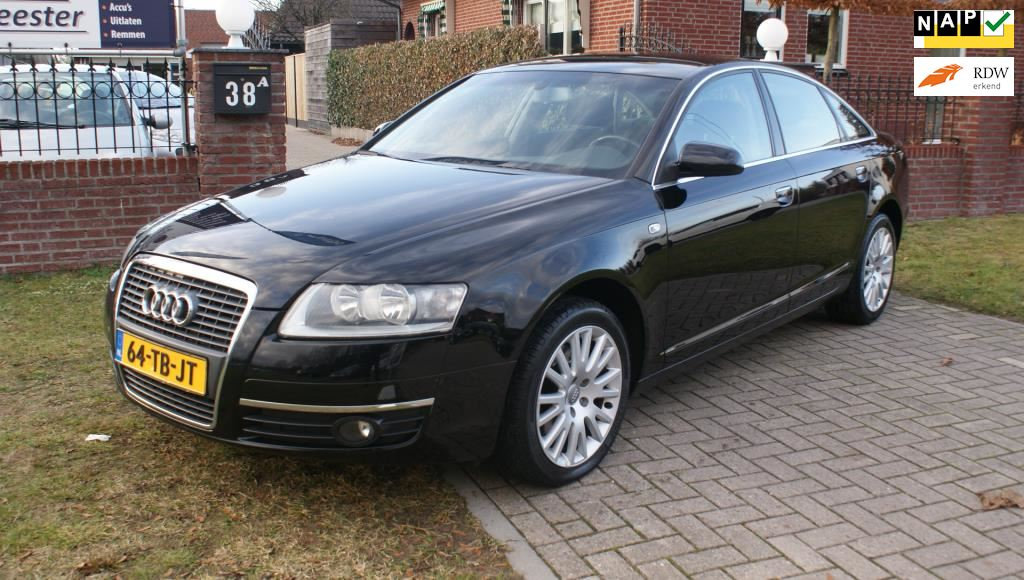 Audi A6 occasion - Autoservice Wachtmeester