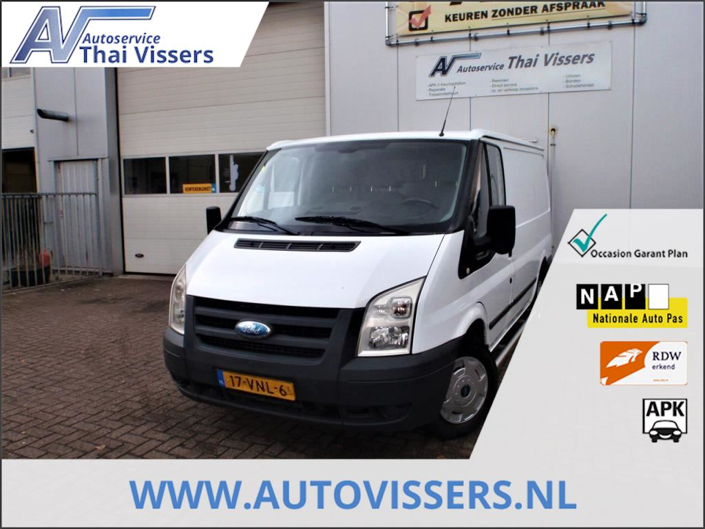 Ford Transit occasion - Autoservice Thai Vissers