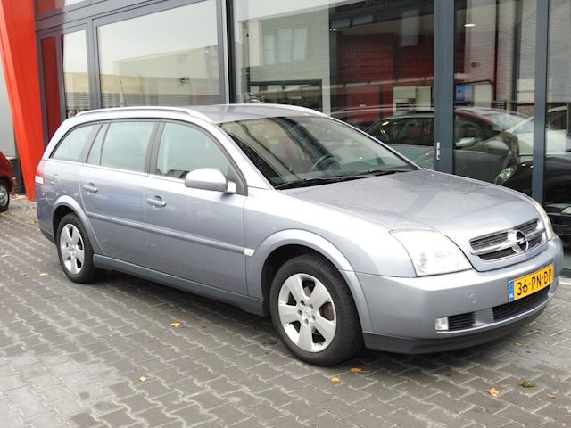 Opel Vectra Wagon occasion - Rob Wolthuis Auto's