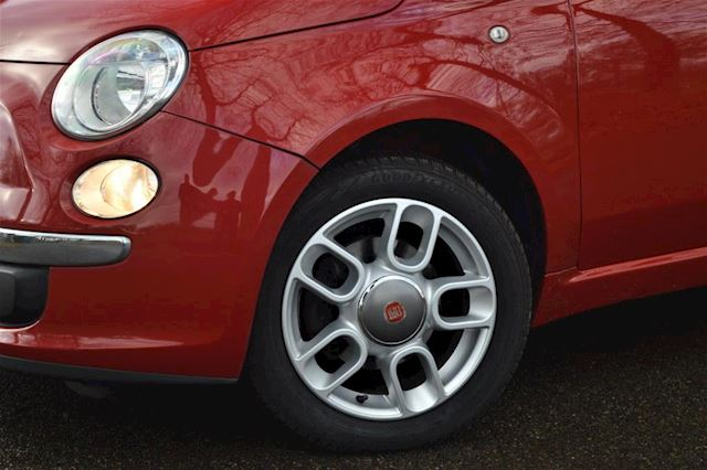 Fiat 500 C 0.9 TwinAir  2011 Airco PDC Cabriolet
